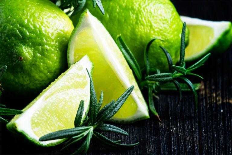 Lime & rosemary